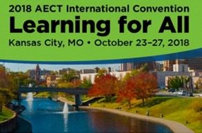 2018 AECT International Convention: Learning For All Kansas City, MO October 23-27, 2018